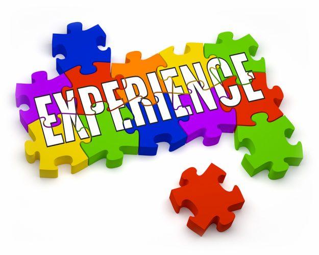 tante esperienze lavorative
