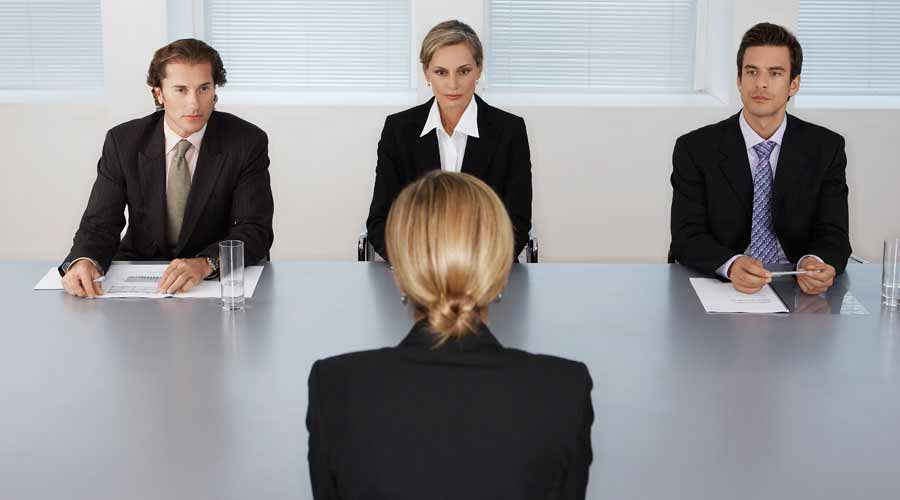 colloquio di lavoro: una buona prima impressione