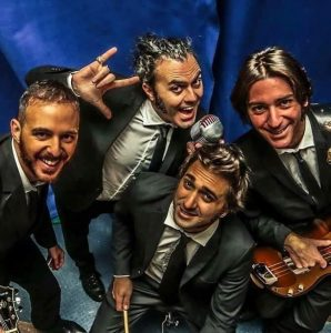 Jack&The Starlighters ospiti di Dario Alitto su Radio GreenStage